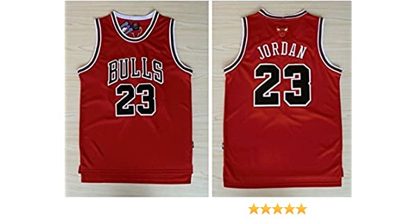 huge discount 27d7a faacd Amazon.com : CHICAGO BULLS MICHAEL JORDAN NIKE JERSEY SIZE ...