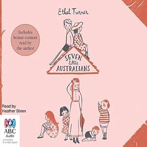 Seven Little Australians Audiobook
