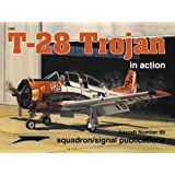 T-28 Trojan in action - Aircraft No. 89