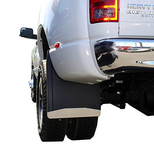 Dually Mud Flaps >> Ultimateflap 20 Inch Rear Dually Mud Flap With Stainless Steel Weight