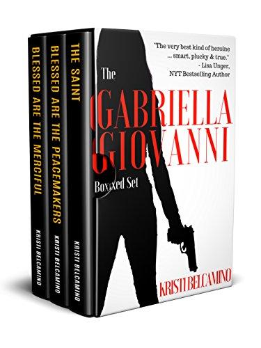 The Gabriella Giovanni Boxed Set (The Gabriella Giovanni Mystery Series)