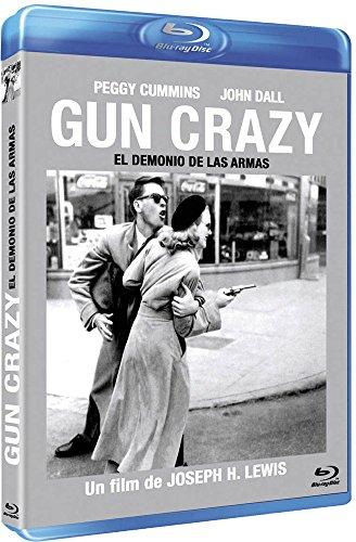 Gun Crazy ( Deadly Is the Female ) [ Blu-Ray, Reg.A/B/C Import - Spain ]