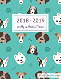 July 2018 - June 2019 Calendar: Two Year - 12 Months Daily Weekly Monthly Calendar Planner For Academic Agenda Schedule Organizer Logbook and ... Planner 2018-2019 8.5 x 11 (Volume 12)