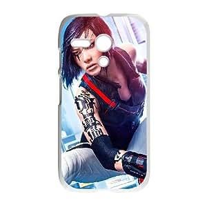 Motorola Moto G Phone Case White Mirror's Edge Catalyst WE1TY725878