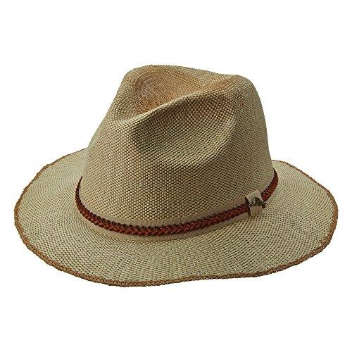 - Tommy Bahama Men's Bangkok Safari Hat, Natural, Large/Extra Large