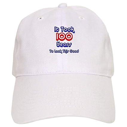 Mouthdodo 100th Birthday Cap