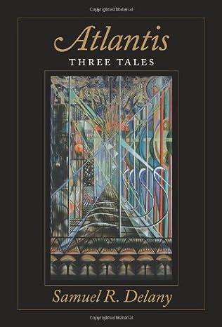 book cover of Atlantis