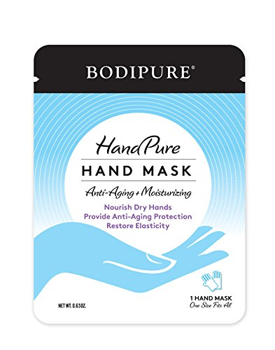 HandPure Hand Mask - Anti-Aging and Moisturizing Treatment (Soak Hand)