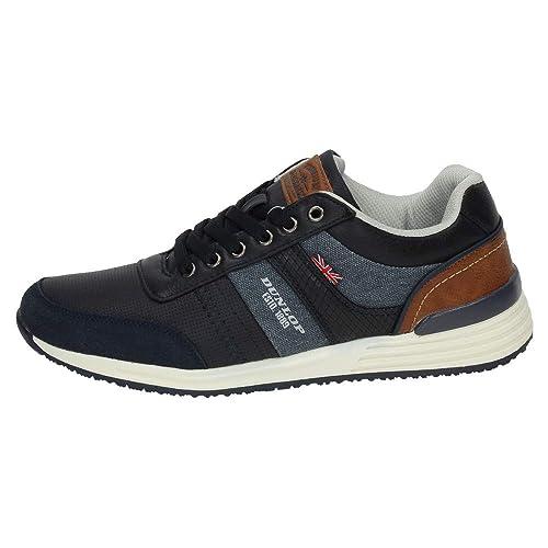 ZAPATOP 35291 Deportivas Dunlop Hombre Deportivos: Amazon.es: Zapatos y complementos