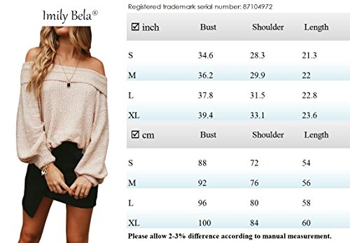 Imily Bela Womens Kimono Batwing Cable Knitted Slouchy Oversized Wrap Cardigan Sweater