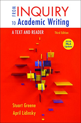 read from inquiry to academic writing online