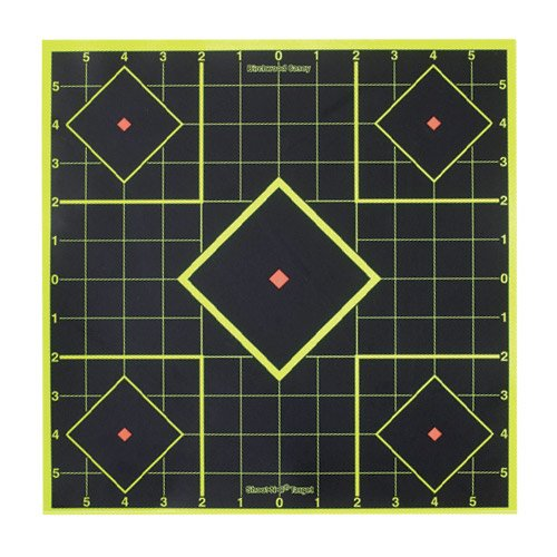 shoot no shoot targets - 5
