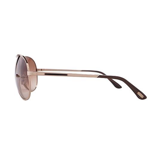 Tom Ford - Unisexsonnenbrille - FT0035 772 - Charles FYDLtVaSh