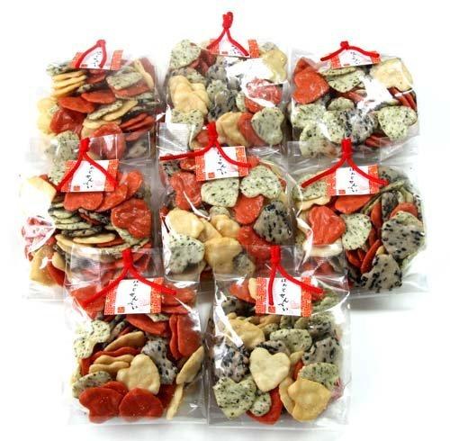Small salad Ha~ato cracker 40gX8 bag set