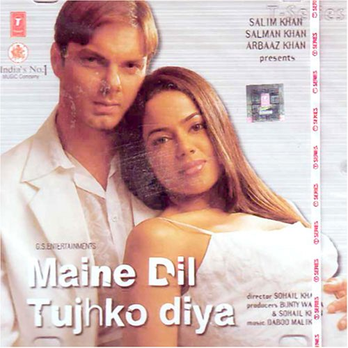 maine dil tujhko diya title song download