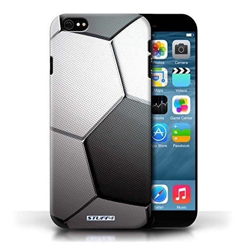 Kobalt® Imprimé Etui / Coque pour Apple iPhone 6/6S / Football conception / Série Balle Sportif