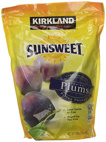 Kirkland Signature Sunsweet Dried Plums (7 lb) ()