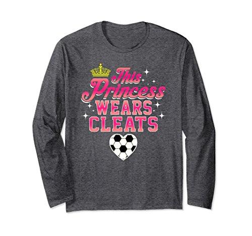 This Princess Wears Cleats Softball Unisex Sweatshirt tee