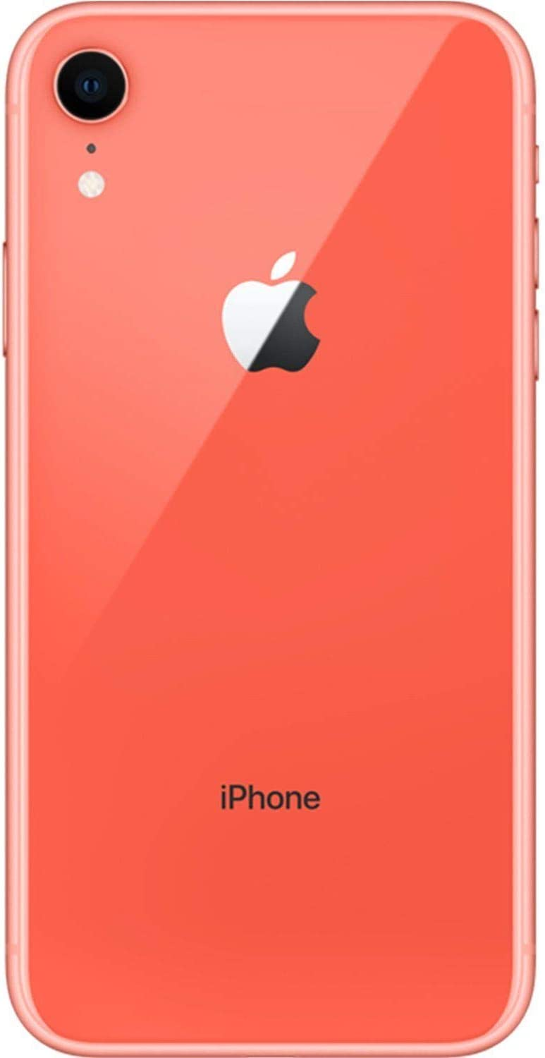 Apple iPhone XR, AT&T, 64GB - Coral (Renewed)