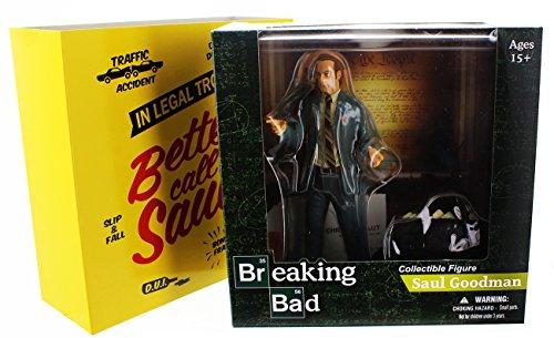 2015 SDCC Exclusive Breaking Bad Saul Goodman Figure