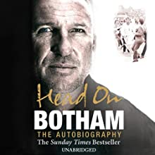 Head On Audiobook by Ian Botham Narrated by John Telfer