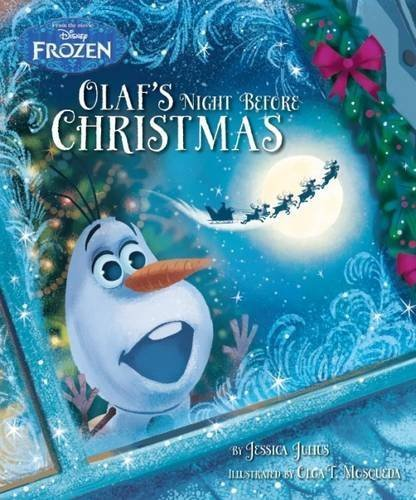 Disney Frozen: Olaf's Night Before Christmas by Parragon Books (2015-10-01) Olaf's Night Before Christmas
