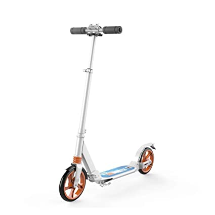 Patinete Scooter Plegable para Adultos 3 Niveles Altura ...