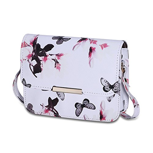 Womens Genuine Leather Bag Crossbody Handbag