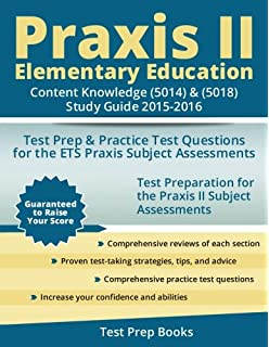 Praxis ii elementary education content knowledge 00145014 2nd praxis ii elementary education content knowledge 5014 5018 study guide fandeluxe Gallery