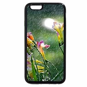 iPhone 6S Plus Case, iPhone 6 Plus Case, Freesia in the rain