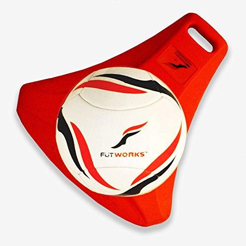 FUTPRO Training ball soccer speed and agility soccer football lacrosse field hockey basketball