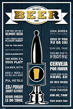 Beer Have I Can Cerveza indique, Maxi Poster