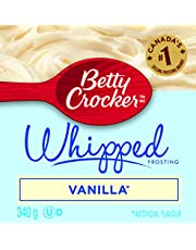 Betty Crocker Gluten Free Vanilla Whipped Frosting, 340 Gram