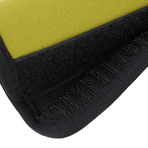 Comfort Neoprene Handle Wraps/Grip/Identifier for Travel Bag Luggage Suitcase by Florenceenid (Image #4)