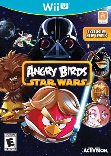 Angry Birds Star Wars - Nintendo Wii - Outlet Store Woodbury Hours