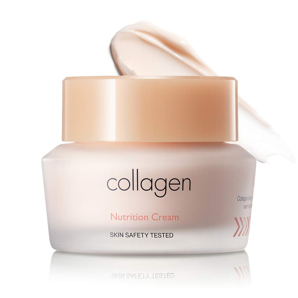 It'S SKIN Collagen Nutrition Cream 50ml 1.69 fl. Oz. - Face Moisturizer Cream Skin Care Moisturizing Anti Aging Facial Boost For Wrinkles Hydrating Lifting
