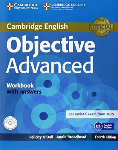 Pdf with answers objective proficiency workbook