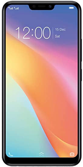 Vivo 1812 Y81i (Black, 2GB RAM, 16GB Storage) Smartphones at amazon