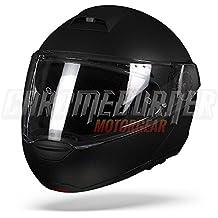 Schuberth C4 Matte Black, Motorcycle Helmet, C-4 Flip-up helmet