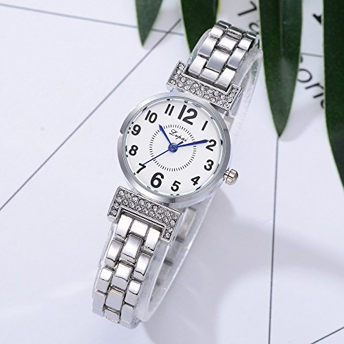Women Watches On Sale,Teen Girls Analog Clearance Ladies Wrist Watch Fashion Watches for Women Comfortable Wristwatch by F_topbu watches (Image #1)