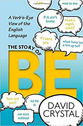 The story of be a verbs eye view of the english language david the story of be a verbs eye view of the english language 1st edition fandeluxe Images