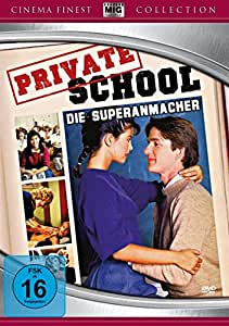Private School - Die Superanmacher [Alemania] [DVD]