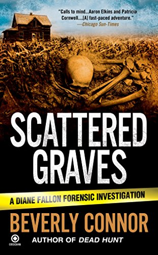 book cover of Scattered Graves