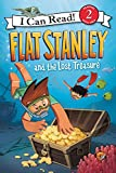 Flat Stanley and the Lost Treasure (I Can Read Level 2)