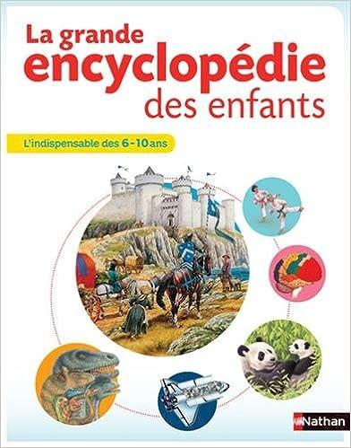 encyclopedie fillette 4 ans