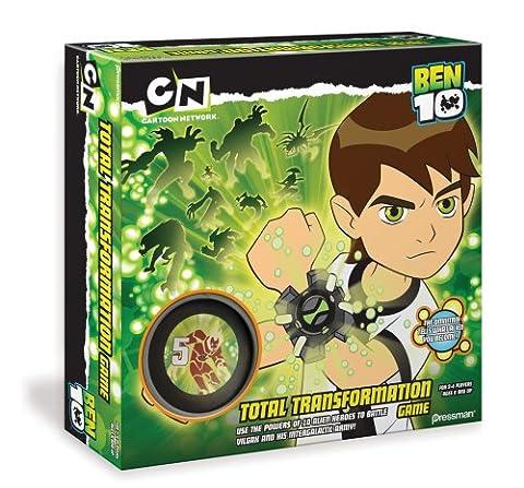 Ben 10 Total Transformation Game - Ben 10 Omnitrix