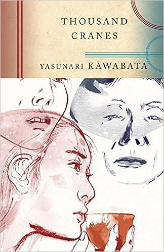「Thousand Cranes yasunari kawabata」の画像検索結果