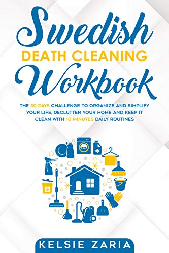 Swedish Death Cleaning Workbook Challenge ebook