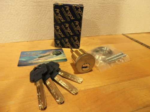 Angal Combo Rim/Mortise cylinder uses mul-t-lock (Arrow Mortise Lock)