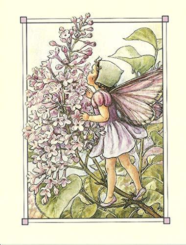 WholesaleSarong Lilac Fairy Vintage Flower Fairy Art Poster Family Wall Decor Wall Art